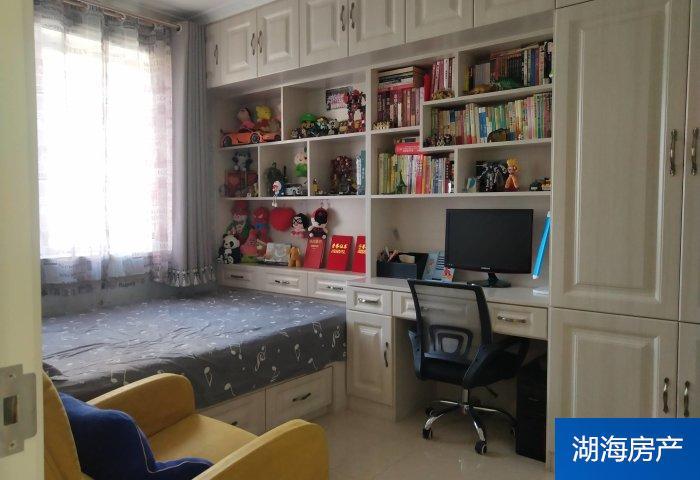 銀川永泰城+3室2廳/豪華裝修南北通透
