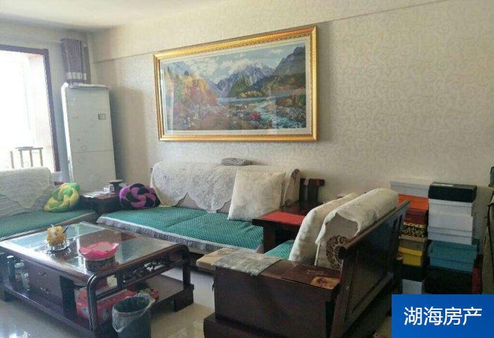 荷花湖畔二手房出售+89平47萬+滿二**住房+2室2廳