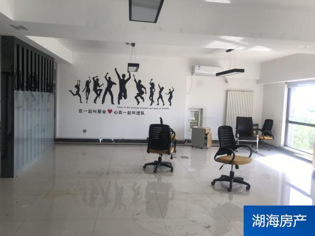 【金鳳區寫字樓】萬達中心170平米+精裝修+隨時看房+有鑰匙